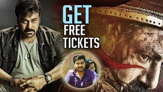 Chance To Win Tickets To Khaidi No 150 | Gautamiputra Satakarni | Shatamanam Bhavati | Free tickets - TFPC