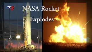 Exclusive : NASA rocket explodes moments after lift-off On Tuesday : TV5 News - TV5NEWSCHANNEL