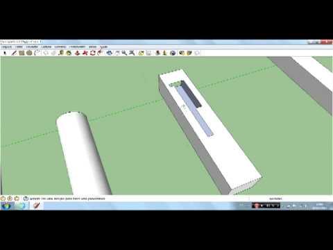 Como fazer o sistema bolt action da arma de pressão caseira 2