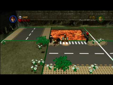 LEGO Indiana Jones 2 Exclusive Level Editor Walkthrough Doc HD