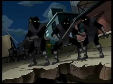 Wojownicze Żółwie Ninja - Miasto Wojny