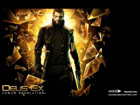 Deus Ex 3 Human Revolution Soundtrack - Tai Yong Medical Data Code Ambient