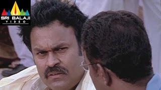 Sree Movie Nagababu Action Scene    Manoj Manchu, Tamannah - SRIBALAJIMOVIES