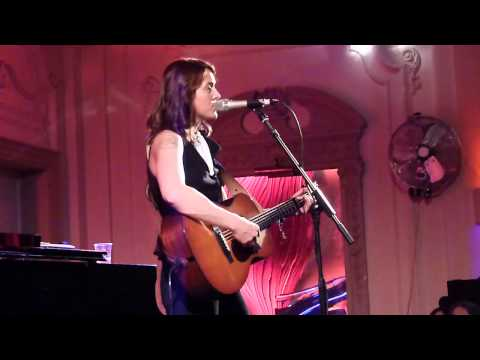 Brandi Carlile  Looking Out - Bush Hall London UK 27-10-2011
