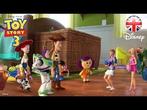 Toy Story Hawaiian Vacation -- Official Disney Pixar Short Film Teaser | HD