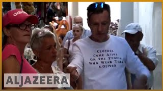 🇹🇳 Tourists back in Tunisia after 2015 attacks | Al Jazeera English - ALJAZEERAENGLISH