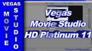 Sony Vegas Movie Studio HD Platinum 11 New Version Introduction Review view on youtube.com tube online.