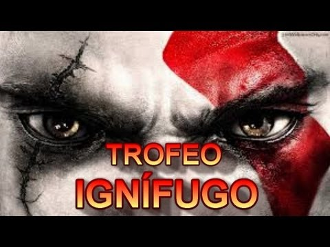 God Of War Ascension Trofeo Ignífugo // Fireproof Trophy HD