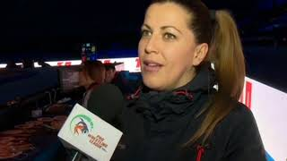 PWL 3 Day 13: UWW official Pavlina from Greece speaks over Indian culture and PWL season 3 - NEWSXLIVE
