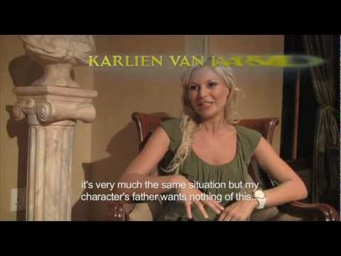 Platteland Die Movie_Karlien featurette