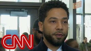 "Jussie Smollett: ""I have been truthful and consistent on every level since day one"" - CNN"