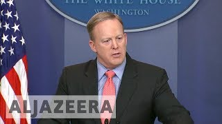 White House spokesman Sean Spicer resigns - ALJAZEERAENGLISH