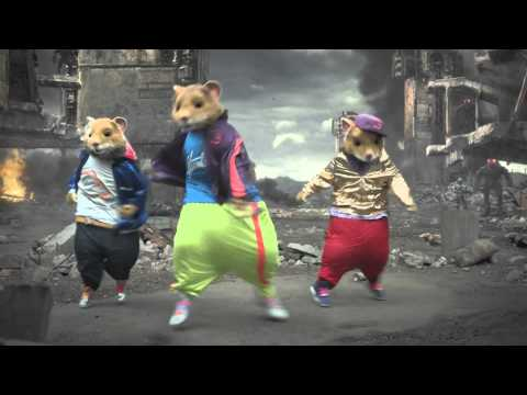 Commercial Kia Soul Hamster Party Rock Anthem LMFAO MTV VMA's 2011