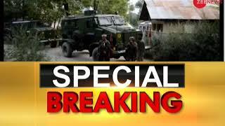 Two terrorists killed in encounter in J&K's Tral; 1 CRPF personnel injured - ZEENEWS