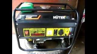 Электро-генератор бензиновый
