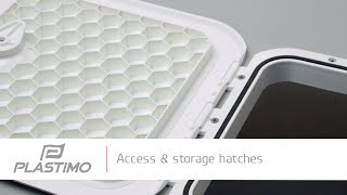 Plastimo | Access & storage hatches [English Version]