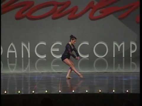 ... Choreography Teen Solo - Lyrical - Showbiz Orlando Nationals 2010.