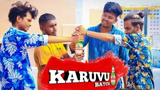 Karuvubatch || Latest Telugu shortfilm 2020 || Rajni Ravi || Dattu smoker || Rakesh Maidam|| - YOUTUBE