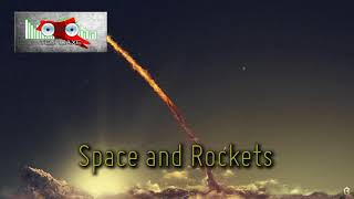 Royalty FreeBackground:Space and Rockets