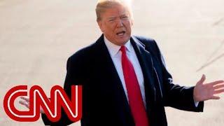 Trump signals wider West Wing shake-up - CNN