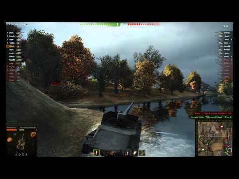 World Of Tanks - Powracam . Bitwa nie urywa dupy .