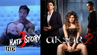 Aksar 2 v/s Hate Story 3 | Zareen explains the DIFFERENCE - BOLLYWOODCOUNTRY