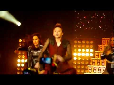 [fancam 120902] Tarantallegra - Xia Junsu Tarantallegra Concert Los Angeles