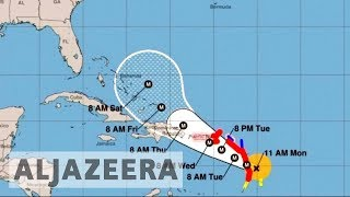 Category 5 Hurricane Maria threatens 'disastrous damage' in the Caribbean - ALJAZEERAENGLISH