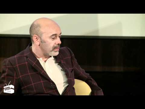 An Audience with Christian Louboutin: Full-length video | NET-A-PORTER.COM