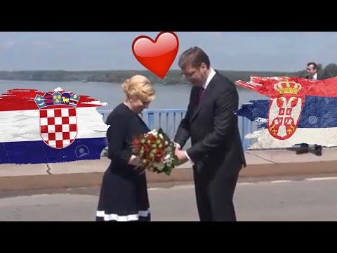 Vučić prosi Kolindu kod Putina (maratonci)