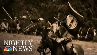 Treasure hunters and FBI search for lost Civil War gold in Pennsylvania | NBC Nightly News - NBCNEWS
