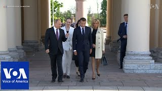 France, Russia to Push Coordination Mechanism for Syria Process - VOAVIDEO