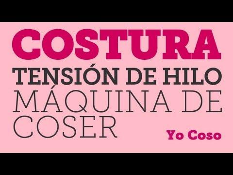 Costura: Ajustes de Tensión en Máquina de Coser - Bobina & Superior