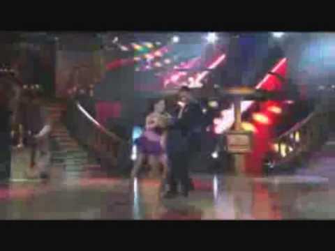 Violeta Isfel Bailando En El Reto De Famosos   Segundo Campeonato Mundial De Baile