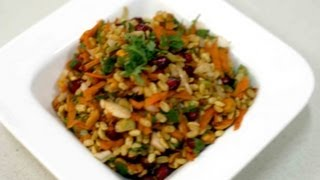 Moong Dal Chaat ..