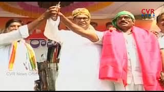 Telangana Congress Started Election Campaign from Alampur Jogulamba Temple | CVR News - CVRNEWSOFFICIAL