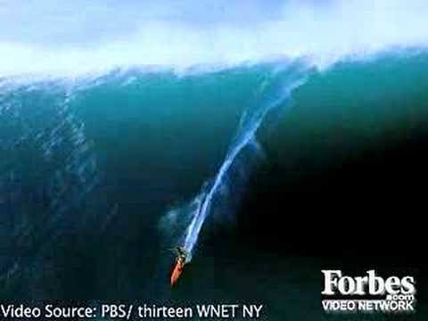 Surfer Ken Bradshaw Chats w Jim Clash About His 85 ft. Wave