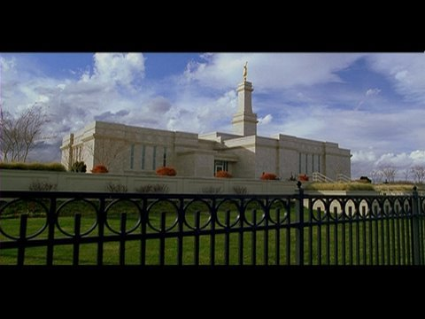 Why Mormons Build Temples