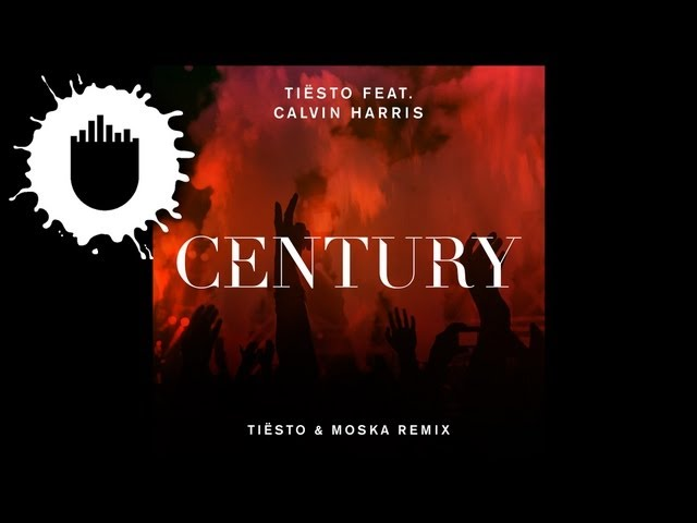 Tiësto feat. Calvin Harris - Century (Tiësto & Moska Remix) (Cover Art)