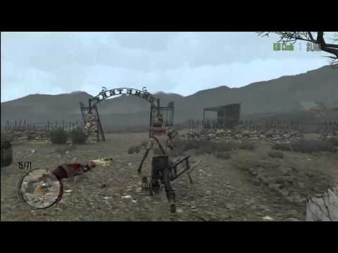 Red Dead Redemption Undead Nightmare Overrun Gameplay Part 1 HD