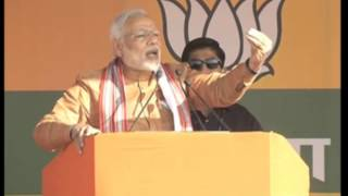 21,Nov 2014 - Modi makes strong pitch to garner votes in eastern India - ANIINDIAFILE