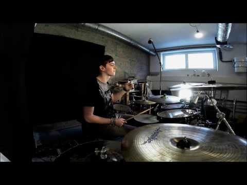 In Flames - Ordinary Story Drum Cover [HD]
