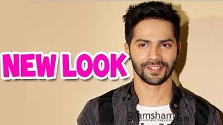 Varun Dhawan in a new look in his upcoming movie 'Badlapur' | Bollywood News