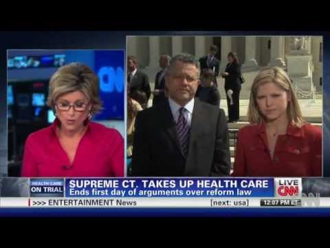 Supreme Court debates your health care