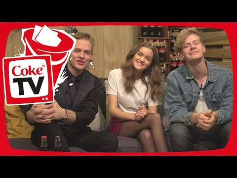 Velkommen til CokeTV bucketlist -  udleve dine idéer og drømme