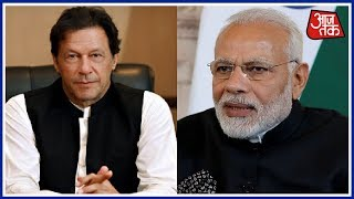 Pak PM Imran Khan Appeals For Talks With India In Letter To PM Modi | Breaking News - AAJTAKTV
