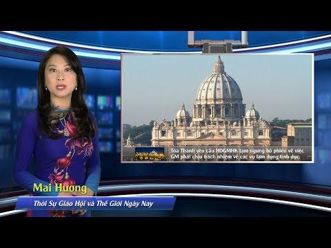 Thời Sự Giáo Hội và Thế Giới Ngày Nay, Thứ Năm 15/11/2018