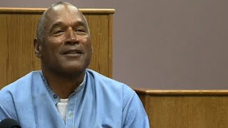After 9 years in prison, O.J. granted parole - CNN