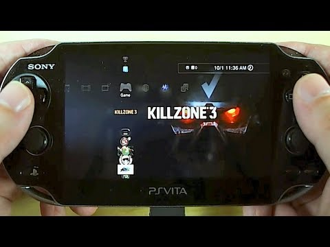 PS VITA Review Part 6 - Gameplay, Videos &amp; Remote Play