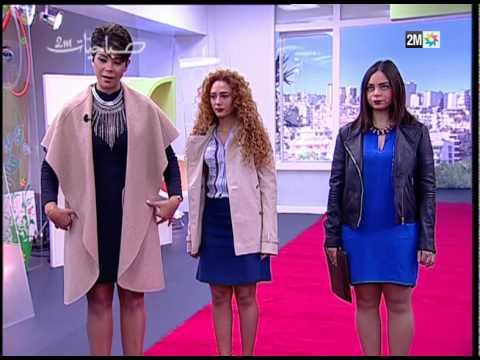 صباحيات -  ليلى الحديوي - أزياء تناسب قصيرات القامة